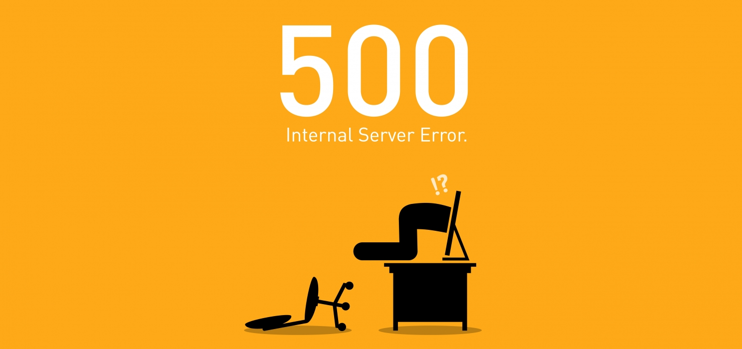 Intertnal server error
